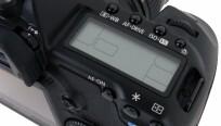 Das kleine LCD-Display auf der Oberseite der...