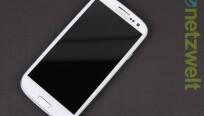 Das Display des Samsung Galaxy S3 misst in der...