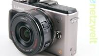 Passend für die Systemkamera hat Panasonic eine...
