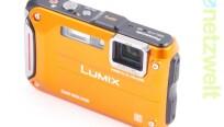 Die robuste Kamera kann zwölf Meter tief...