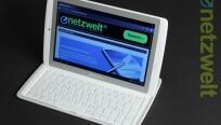 Tablet und Tastatur gehen beim Archos 101 XS...