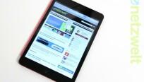 Das neue Apple iPad im Kleinformat verfügt über...