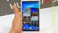 Der Bildschirm des Huawei Ascend Mate misst 6,1...
