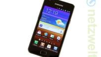 Das 2011 erschienene Galaxy S2 übertraf den...