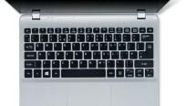 Der Tastatur-Druckpunkt ist angenehm. Ausnahme...