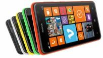 Käufer des Lumia 625 haben mehrere Farben zur...