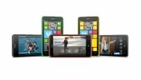 In Deutschland bringt Nokia die Farbvarianten...