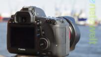 Die Kamera überzeugt, dank großem Sensor und...