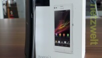 Das Sony Xperia L bietet das bereits vom Xperia...