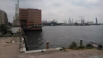 Für Tristesse im Hamburger Hafen sorgen nicht...