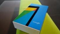 Das Google Nexus 7 2 ist in der Redaktion...