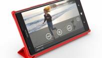 Der Bildschirm löst in Full HD auf. (Bild: Nokia)