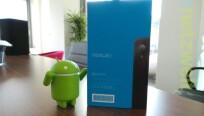 Typisch Google: Auf dem Nexus 5-Karton finden...