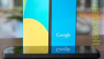 Das Nexus 5 bringt 129 Gramm auf die geeichte...