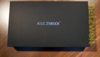 Zenbox: Schon die Verpackung des Zenbook von...
