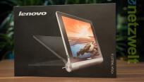 Das Lenovo Yoga Tablet gibt es mit acht oder...