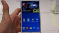 Das Galaxy Note 3 Neo läuft mit Android 4.3....