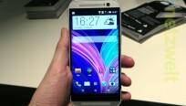 Das Display des HTC One (M8) misst in der...