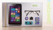Die günstigste Version des Acer Iconia W4...