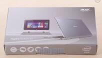 Das Acer Aspire Switch 10 ist in der Redaktion...