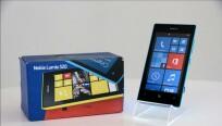 Das Lumia 520 ist mit einem Preis von knapp 150...