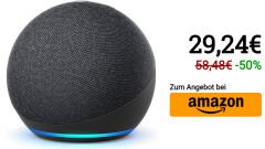 Amazon Echo Dot (4. Generation) bis zu Amazon