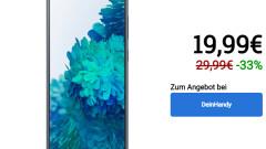 Samsung Galaxy S20 FE con 12 Gigabyte O2 Allnet Flat en su teléfono