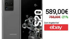 Samsung Galaxy S20 Ultra 5G |  128 GB miejsca w serwisie eBay