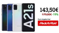 Samsung Galaxy A21s w MediaMarkt