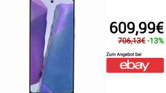Samsung Galaxy Note 20 |  256 gigabytes de almacenamiento en eBay