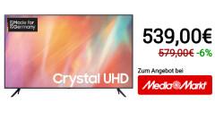Samsung GU55AU7199UXZG |  55 pulgadas |  LED en MediaMarkt