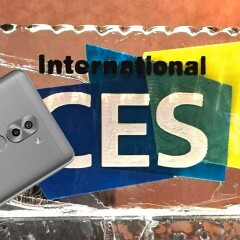 Neue Smartphones auf der CES 2017: Klebrig, multifunktional & voller RAM