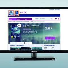 aldi life games discounter verkauft nun auch videospiele - Aldi Kuchenmaschine Testbericht