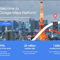 Flächenberechnung Google Maps