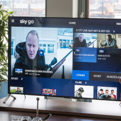 Sky Go Fernseher