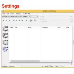 Exact Audio Copy (kostenlos) Windows-Version herunterladen