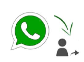 Unterstreichen Whatsapp