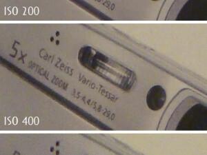 luxusklasse sony dsc t200 im digitalkamera test netzwelt. Black Bedroom Furniture Sets. Home Design Ideas