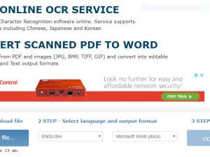 Free Online OCR - Download - NETZWELT