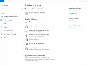 Windows 10 Heimnetzwerk So Richtet Ihr Einen Netzwerkdrucker Ein
