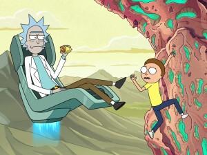 Netflix Rick And Morty Staffel 4