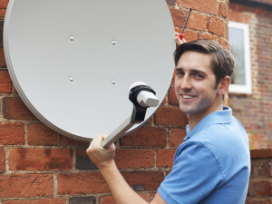 SAT-Signal teilen: Mehrere Receiver an einer Schüssel