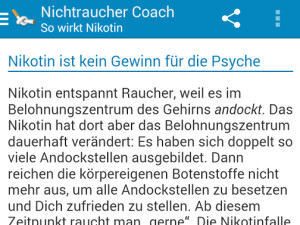 Nichtraucher Coach