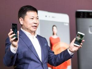 Längst ein Global Player auf dem Smartphone-Markt: der chinesische Telekommunikationskonzern Huawei.