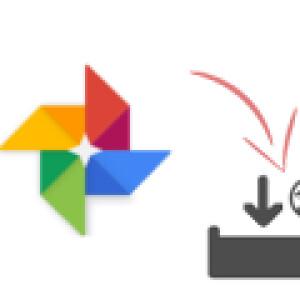 Google Fotos Offline