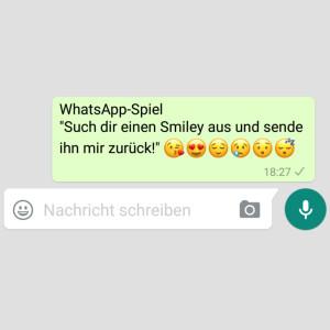 whatsapp smiley spiele