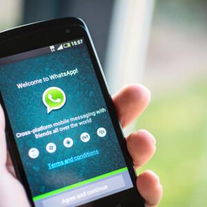 neues handy whatsapp kontakte weg