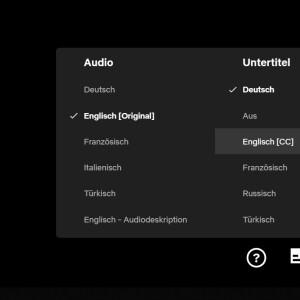 Sprache Bei Netflix ändern So Gehts Netzwelt