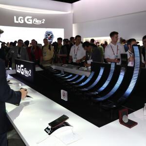 G Flex 2, ZenFone Zoom und Co.: Die Smartphone-Neuheiten ...