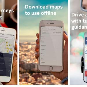 here nokia bringt navgations app jetzt auch auf das iphone und ipad netzwelt. Black Bedroom Furniture Sets. Home Design Ideas